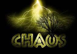Chaos happens