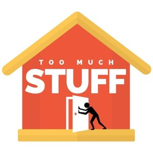 Too much stuff logo