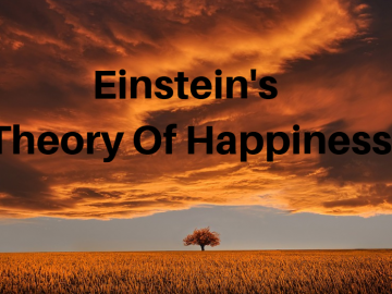 Theory Of Happiness