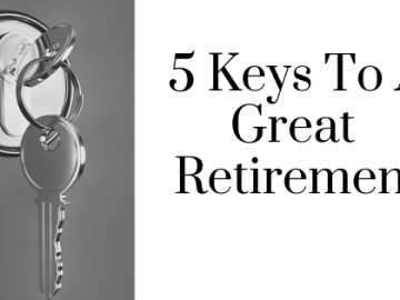 keys to a great retirement