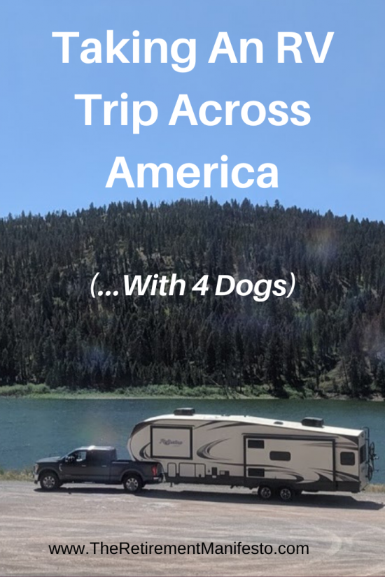 viaggio in camper attraverso gli USA