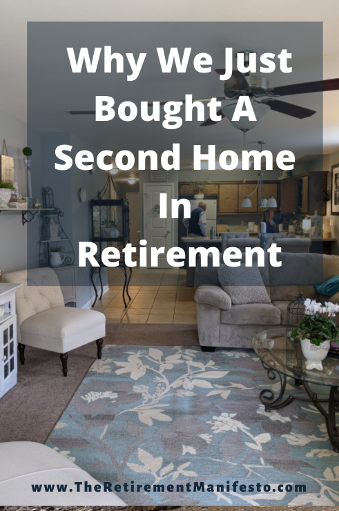 buying a second home in retirement