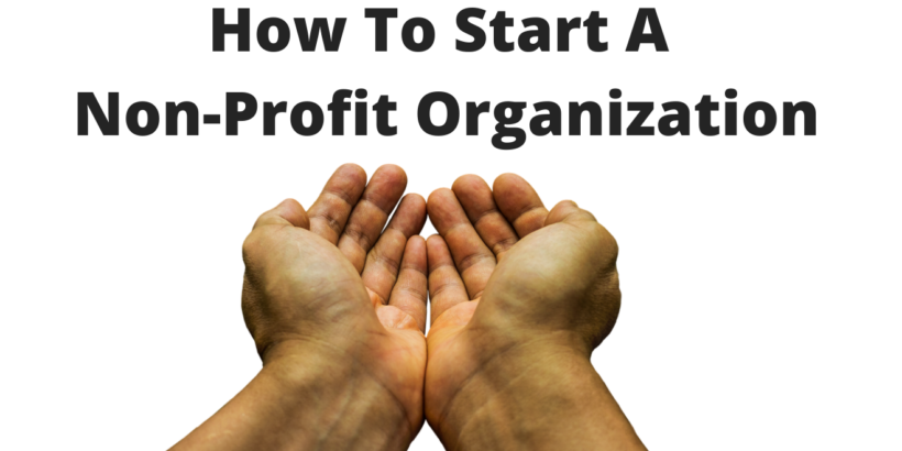 how to start a non-profit step by step