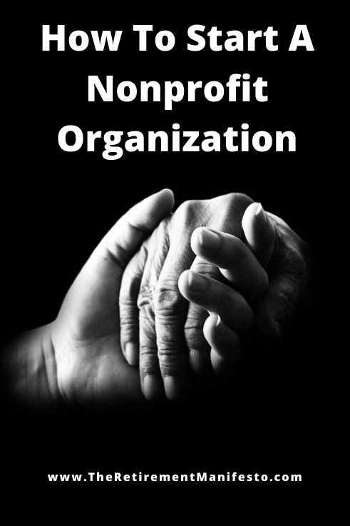 pinterest how to start a nonprofit organization for charity