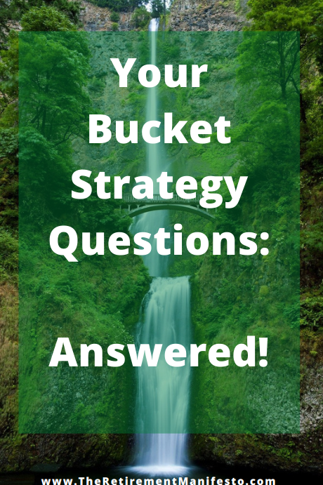 your bucket strategy questions answer